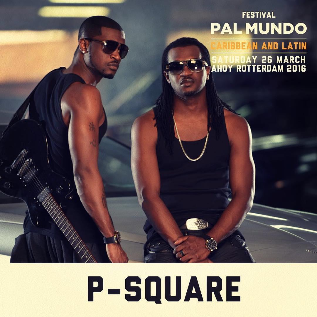 p square back together