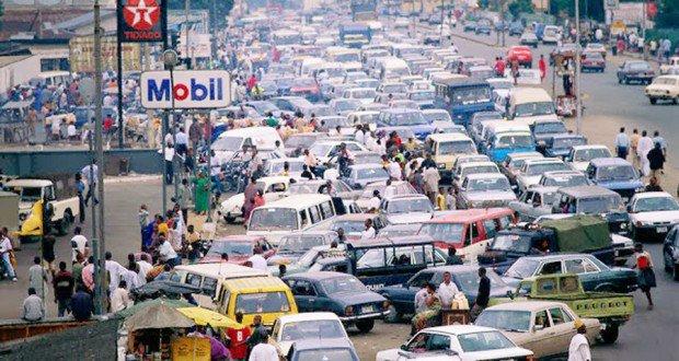 Fuel-scarcity app