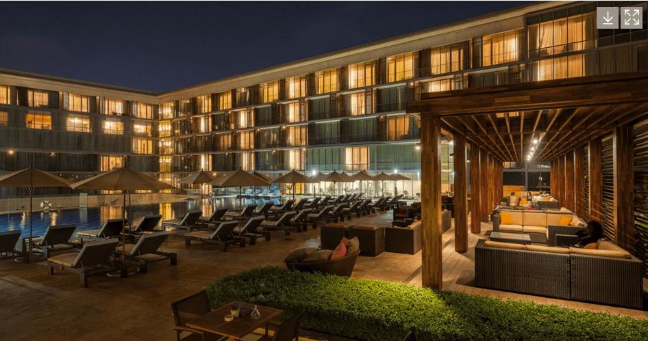 ghanas top hotel