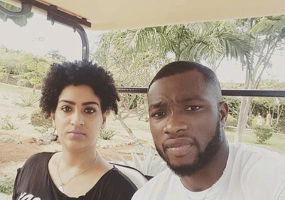 Juliet Ibrahim Breaks up With Former Mr Nigeria, Emmanuel Ikubuese?