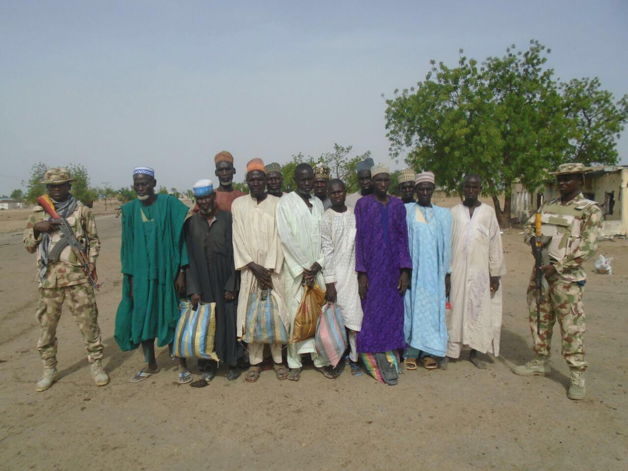 Nigerian Army Kill 10 Boko Haram Terrorists, Arrest 2