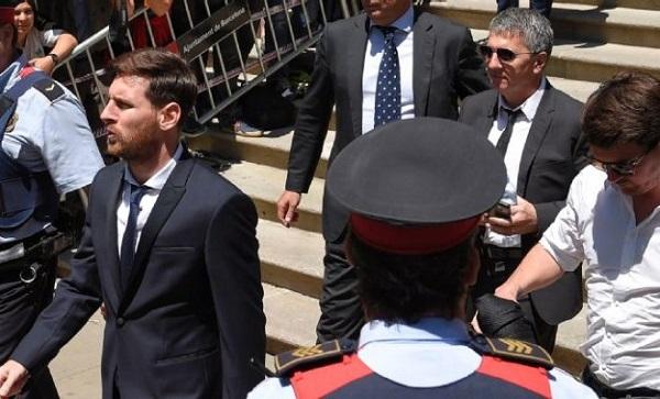 Barcelona Describe Messi Verdict as a 'Personal Attack' as Court Throws out Neymar Case