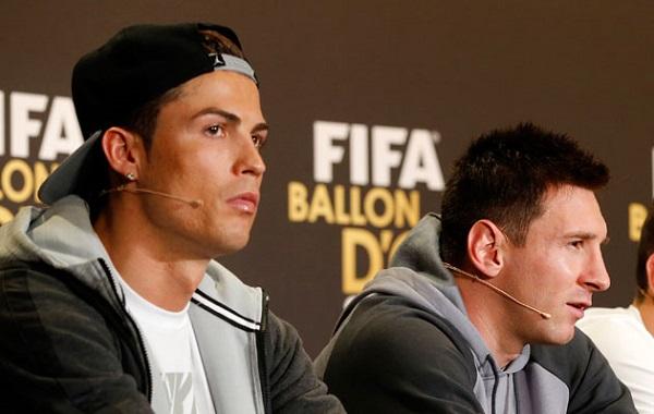 Messi, Ronaldo, Bale Headline Uefa Best Player Shortlist