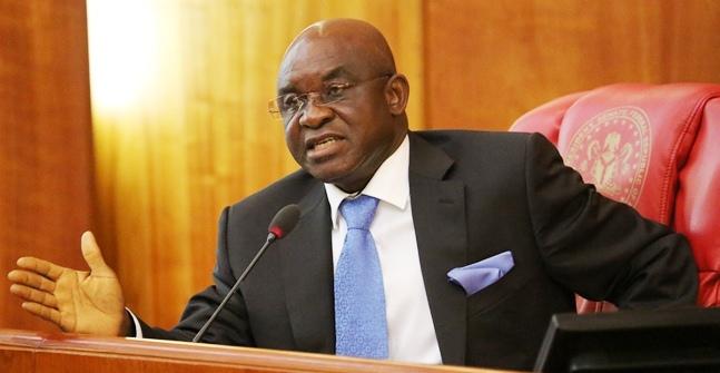 Former Senate President, David Mark Speaks On Nigeria's Unity