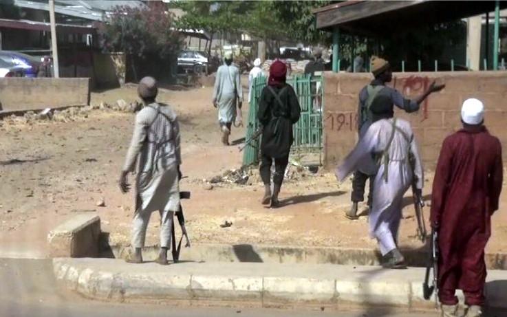 Boko Haram strikes again, kills 11 near Chibok
