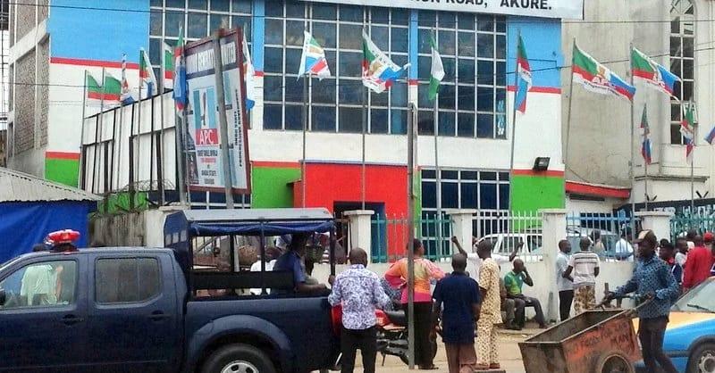 Two APC groups from Bauchi clash at Abuja secretariat