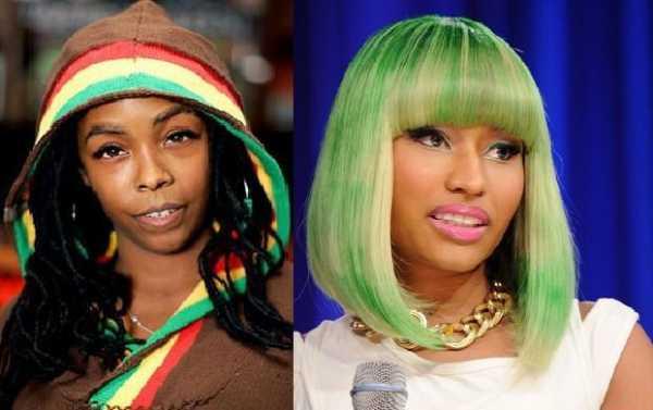 Rapper Khia Alleges Nicki Minaj was Molested by Her Brother Jelani Maraj