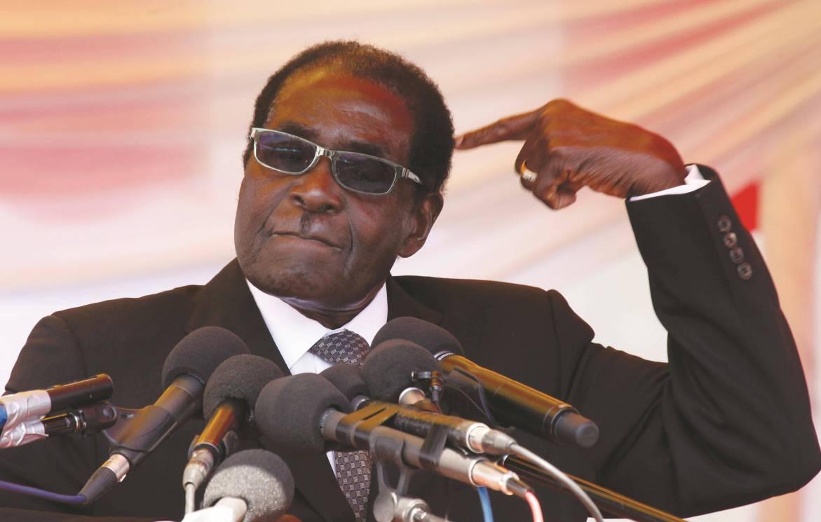 It's time for Robert Mugabe to go - Botswana President