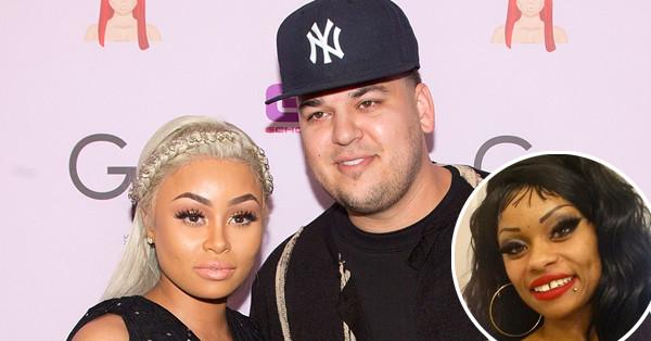 'You'll Ruin Your Relationship' - Blac Chyna's Mum Warns Rob Kardashian