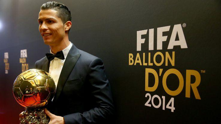 'I have 3 Ballon D'or, You Have Non' Ronaldo Blasts Xavi
