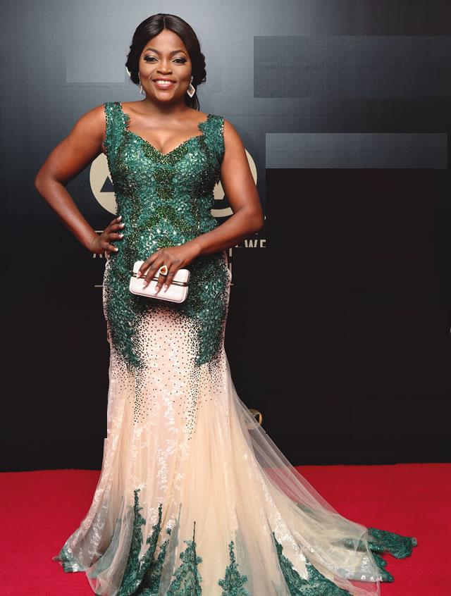 My husband doesn't allow me cook - Funke Akindele-Bello