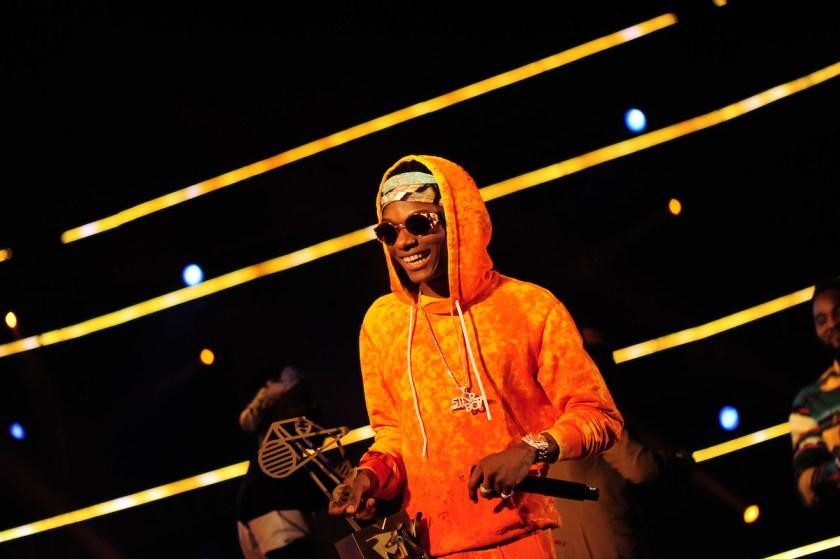 WizKid LIVE Performance MTV MAMA 2016 x DJ Maphorisa x DJ Buckz