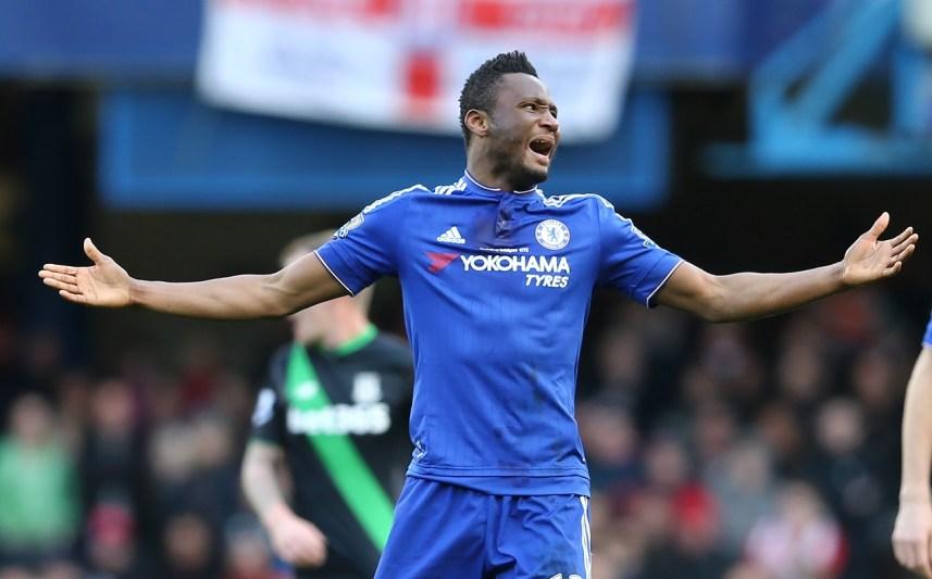 John Mikel Obi set to leave Chelsea - Siasia