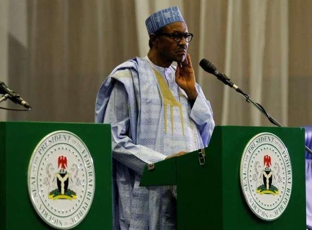 Corruption, not Judiciary Under Attack - Buhari Speaks On Arrest Of Judges