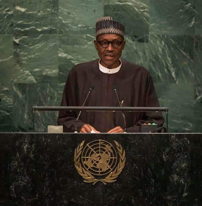 President Muhammadu Buhari Address At 72nd UN General Assembly