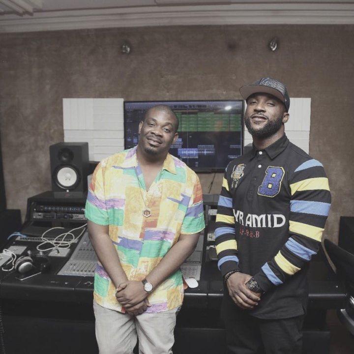 Don Jazzy Signs Iyanya To Mavin Records