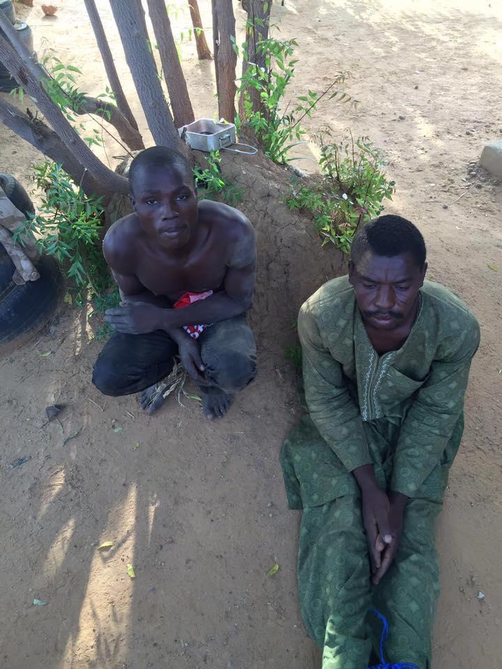 Nigerian Army Arrest Livestock Rustlers In Kaduna and Kastina States