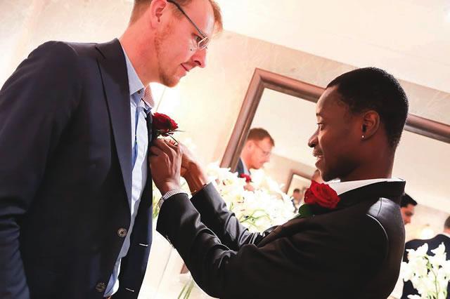 Popular Nigerian Gay Activist Weds Lover