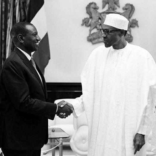 Terrorism Inhibiting Development In Africa - President Buhari