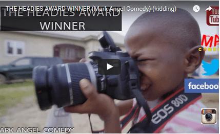 COMEDY: Mark Angel Comedy - The Headies Award Winner