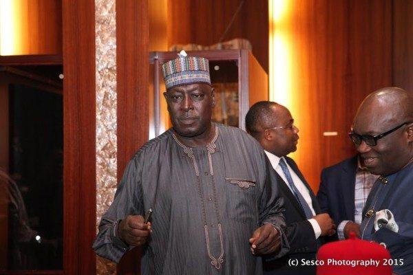 SGF Babachir Lawal and Senate Trade Words over N127bn IDP Fund Fraud