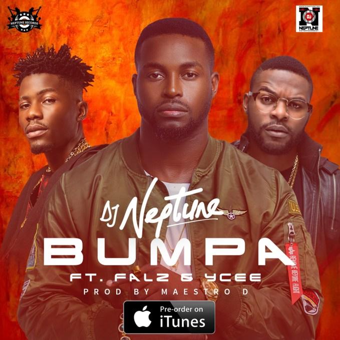 Dj Neptune Shuts Down Lagos, Enugu + Pre Order New Single Bumpa Ft Falz and Ycee