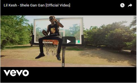 Lil Kesh - Shele Gan Gan [Official Video]