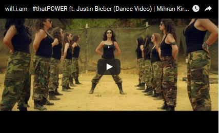 Watch These White Girls, Twerk In Military Uniform