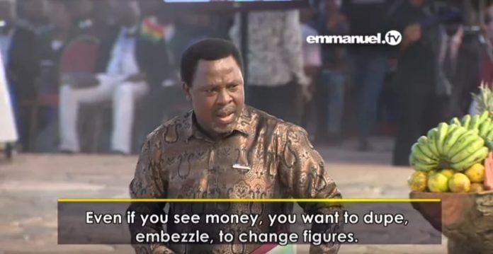 See Prophet T. B Joshua's 2017 Prophecies About Nigeria and Buhari
