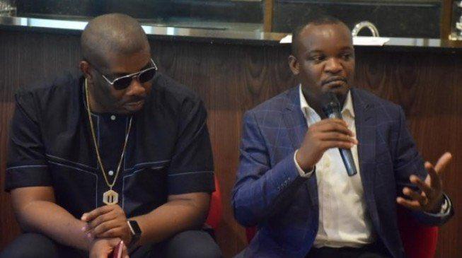 Mavin Boss Don Jazzy, Tsaboin launch 'Flobyt', a free WiFi service