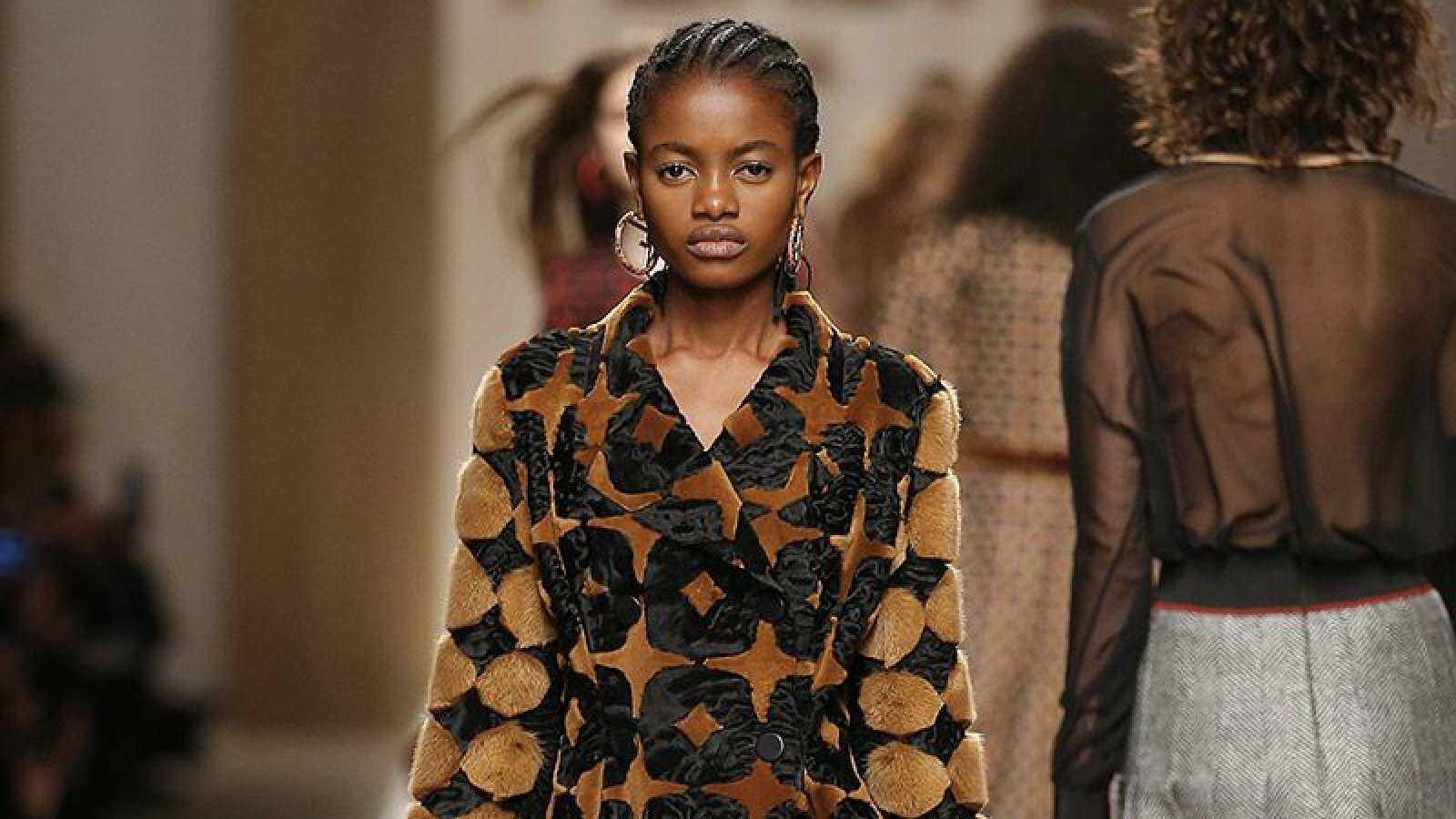 Meet The First Nigerian To Strut The Walk For Saint Laurent at Paris Fashion Week