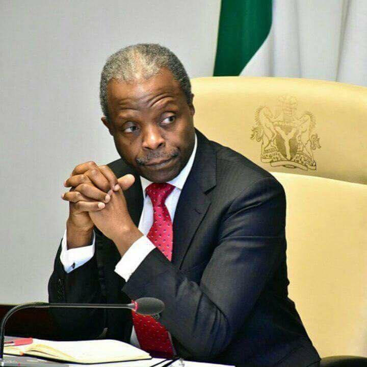 Yemi Osinbajo To Continue As Acting President – Buhari