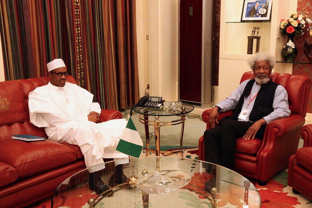 Declare Herdsmen Terrorists, Prof Soyinka Tells President Buhari
