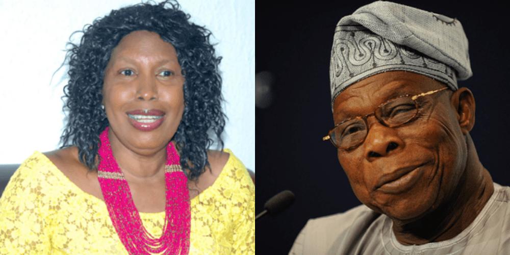 My Son's Wedding Will Precipitate Untold Misery For Nigeria - Obasanjo's Wife