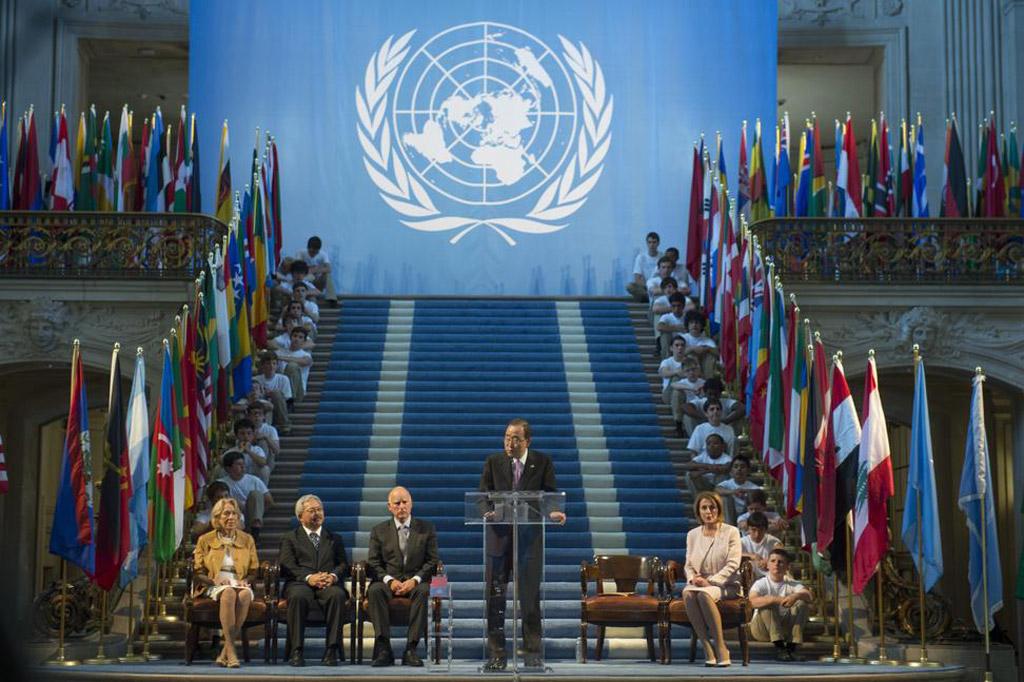 UN Urges International Community To Aid Nigeria Rescue Remaining Chibok Girls