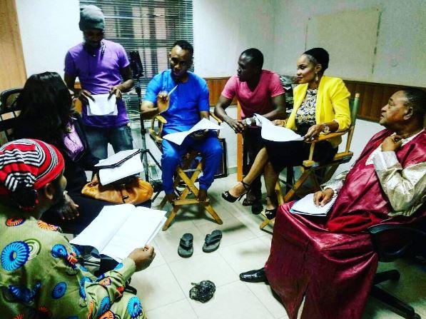 """Funke Akindele Bello, Yaw, Jide Kosoko & More Star in New Film """"Gone to America"""""""