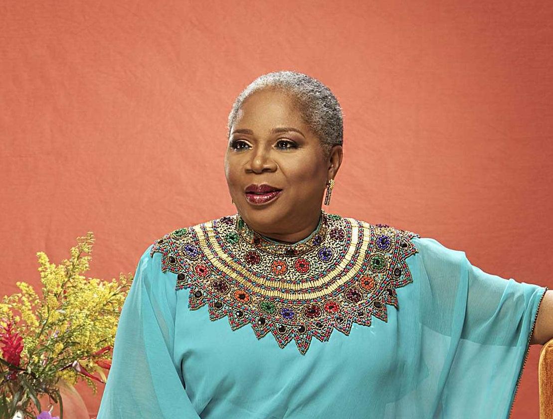 Onyeka Onwenu Speaks Against Ladies In Nigerian Music Videos