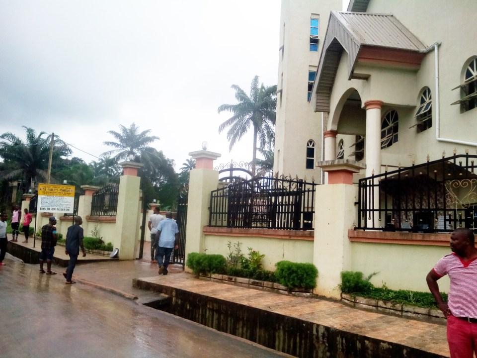 Ozubulu Massacre: Acting President Osinbajo Sends Delegates To Anambra