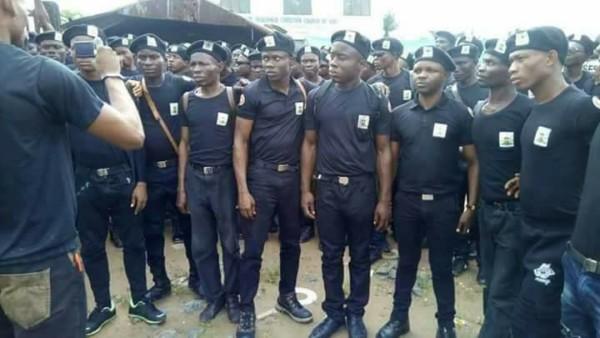 Why Inaugurated Biafra Secret Service – IPOB