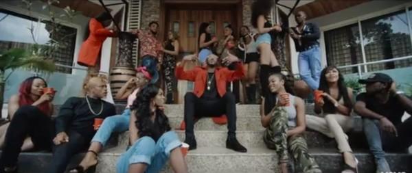 New Video: 2Baba – Gaaga Shuffle