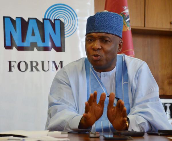 Senate President Bukola Saraki Reveals Why Magu Was Rejected As EFCC Chair