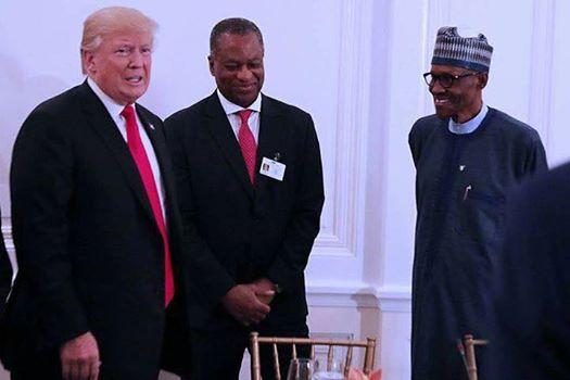 President Buhari to visit President Trump in Washington