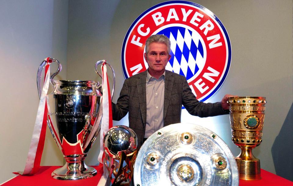 Bayern Munich Appoint Former Coach Juup Heynckes As New Manager