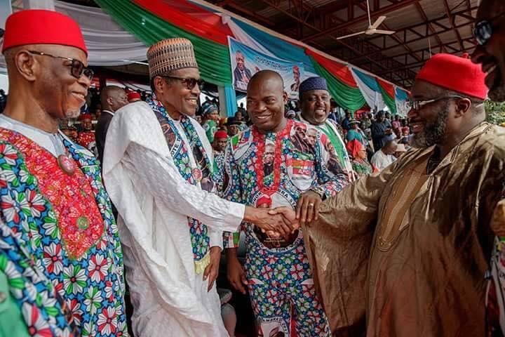 Emeka Ojukwu Jr Dumps Late Ojukwu's APGA For APC