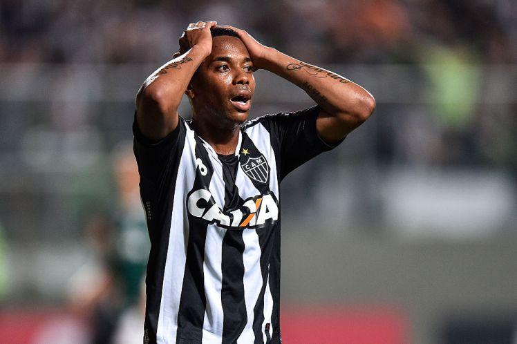 Brazil Star Robinho Sentenced 9 Years in Prison for Rape