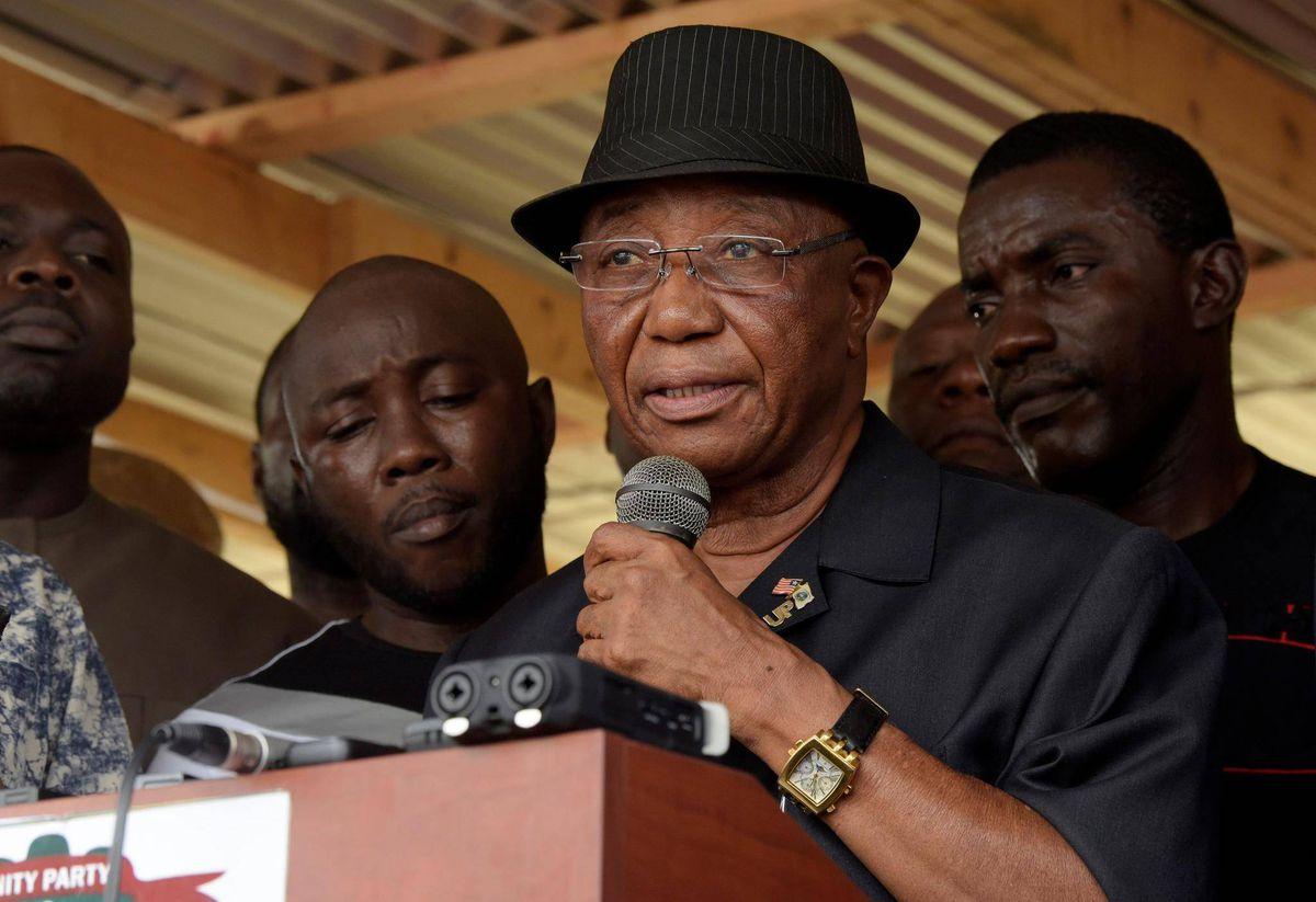 Liberian Presidential Election: Joseph Boakai Concedes Defeat, Congratulates George Weah