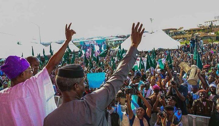 MSMEs Is Engine Of Nigeria's Economic Growth - VP Osinbajo