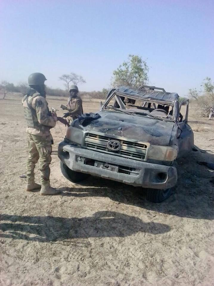 Nigerian Army Neutralize Over 100 Boko Haram Terrorists