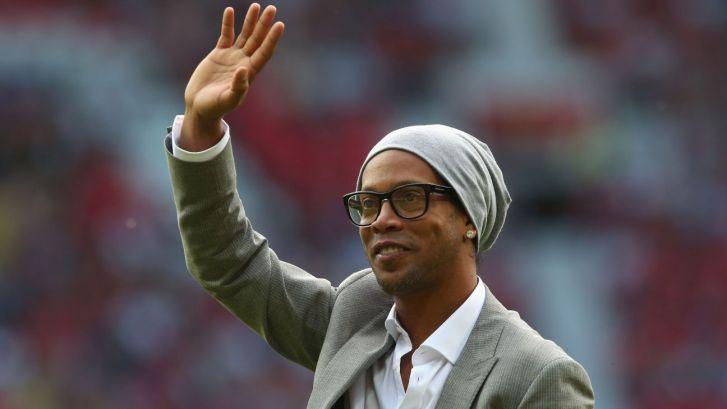 Football Star, Ronaldinho Joins Politics