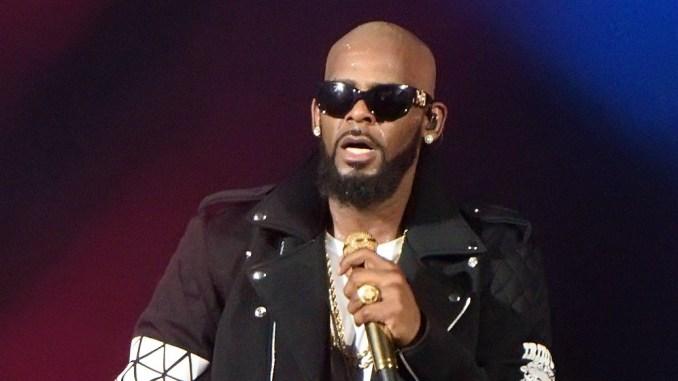 Sony Music Drops R. Kelly